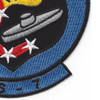 HS-7 Anti-Submarine Warfare Aviation Squadron Patch - Version B | Lower Right Quadrant
