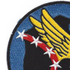 HS-7 Anti-Submarine Warfare Aviation Squadron Patch - Version B | Upper Left Quadrant