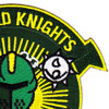 HS-75 Patch Emerald Knights | Upper Right Quadrant