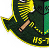HS-75 Patch Emerald Knights | Lower Left Quadrant