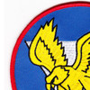HS-2 Patch Golden Falcons | Upper Left Quadrant