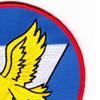 HS-2 Patch Golden Falcons | Upper Right Quadrant