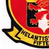 HS-15 Patch Red Lions | Lower Left Quadrant