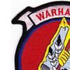 HS-10 Patch WarHawks | Upper Left Quadrant