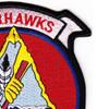 HS-10 Patch WarHawks | Upper Right Quadrant