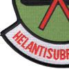 HS-10 HELANTISUBRON Patch | Lower Left Quadrant
