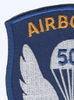503rd Airborne Infantry Regiment Patch   Upper Left Quadrant