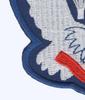 503rd Airborne Infantry Regiment Patch   Lower Left Quadrant
