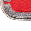 503rd Airborne Infantry Regiment First Battalion Oval Patch   Lower Left Quadrant