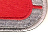 503rd Airborne Infantry Regiment First Battalion Oval Patch   Lower Right Quadrant