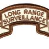 502nd LRS Infantry Desert Patch   Center Detail