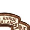 502nd LRS Infantry Desert Patch   Upper Right Quadrant
