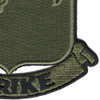 502nd Infantry Strike Patch OD Green   Lower Right Quadrant
