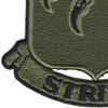 502nd Infantry Strike Patch OD Green   Lower Left Quadrant