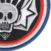 502nd Airborne Infantry Regiment Widowmaker Patch | Lower Right Quadrant