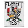 Flight Test Sabre Jet Patch