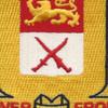 501st Reconnaissance Cavalry Battalion Patch   Center Detail