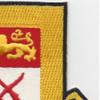 501st Reconnaissance Cavalry Battalion Patch   Upper Right Quadrant