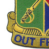501st Military Intelligence Battalion Patch | Lower Left Quadrant