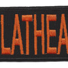 Flathead Patch | Center Detail