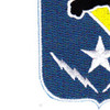 First Cavalry Division Special Troops Battalion Patch   Lower Left Quadrant