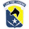 First Cavalry Division Special Troops Battalion Patch