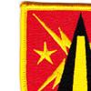 Fires Centr Of Excellence Artillery Patch | Upper Left Quadrant