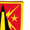 Fires Centr Of Excellence Artillery Patch | Upper Right Quadrant