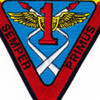 Fighter Wing 1 Pacific Patch   Center Detail