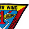 Fighter Wing 1 Pacific Patch   Upper Right Quadrant
