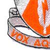 501st Airborne Signal Battalion Patch Vox Aquilae   Lower Left Quadrant