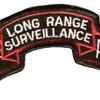501st Airborne Infantry Regt Long Range  Patch   Center Detail