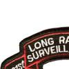 501st Airborne Infantry Regt Long Range  Patch   Upper Left Quadrant