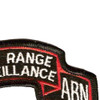 501st Airborne Infantry Regt Long Range  Patch | Upper Right Quadrant