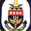 FFG-10 USS Duncan Patch | Center Detail
