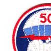 501st Airborne Infantry Regiment Patch Geronimo - Version D1 Small | Upper Left Quadrant