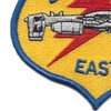Fairchild Republic A-10 Demo Team East Patch | Lower Left Quadrant