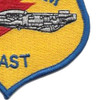 Fairchild Republic A-10 Demo Team East Patch | Lower Right Quadrant
