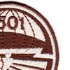 501st Airborne Infantry Regiment Patch Geronimo - F Version | Upper Right Quadrant