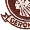 501st Airborne Infantry Regiment Patch Geronimo - F Version | Lower Left Quadrant
