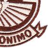 501st Airborne Infantry Regiment Patch Geronimo - F Version | Lower Right Quadrant