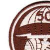 501st Airborne Infantry Regiment Patch Geronimo - F Version | Upper Left Quadrant
