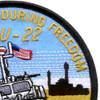 IBU-22 Inshore Boat Unit Twenty Two Patch | Upper Right Quadrant