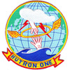 HUTRON One HU-1 Patch Helicopter Utility Squadron Patch