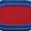 501st Airborne Infantry Regiment 1st Battalion Oval Patch | Center Detail