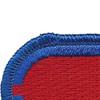 501st Airborne Infantry Regiment 1st Battalion Oval Patch | Upper Left Quadrant