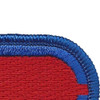501st Airborne Infantry Regiment 1st Battalion Oval Patch | Upper Right Quadrant