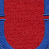 501st Airborne Infantry Regiment 1st Battalion Flash Patch | Center Detail