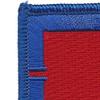 501st Airborne Infantry Regiment 1st Battalion Flash Patch | Upper Left Quadrant