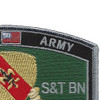 4th Supply Transportation Battalion Bn Patch | Upper Right Quadrant